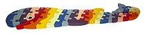 Quebra Cabeça Baleia com Alfabeto e Números - 1 a 26 - Imagem 13