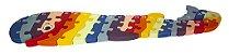 Quebra Cabeça Baleia com Alfabeto e Números - 1 a 26 - Imagem 10