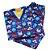 Pijama Infantil Flanelado - 4 ao 8 - Monsters - Imagem 1