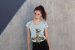 Camiseta Feminina Personagem No Atacado Sid Era do Gelo - Imagem 2