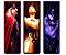 Pack Marcador Magnético Trinity - DC Comics - KTM01 - Imagem 1