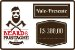 Vale Presente Beard & Mustache - R$ 300,00 - Imagem 1