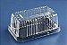 Embalagem preta mini torta caixa com 150 unidades - G62m - Galvanotek  - Imagem 1