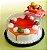 Embalagem torta pequena 1,5kg - G50 CT - Caixa com 50 unidades - Galvanotek - Imagem 1