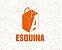 KIT COPO+TAMPA BICO (Personalizado) ESQUINA - Imagem 1