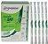Canudo comum Plastico Biodegradável - (500 unidades) (Promoção) - Imagem 1