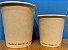 Copo de Fibra de Bambu 100% Bio (50 unidades) Varios tamanhos - Imagem 3
