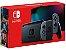 Console Nintendo Switch MODELO NOVO - Cinza Gray - Switch - Imagem 1