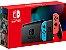 Console Nintendo Switch MODELO NOVO - Neon Red/Blue - Switch - Imagem 1