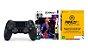 Controle Sony Dualshock 4 Preto Sem Fio + Voucher Fifa 21 Ultimate + 14 dias PSN - PS4 - Imagem 2