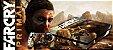 Skin Adesiva para PlayStation 4 - FarCry Primal + 2 Adesivos Light Bar - Imagem 1