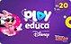 Play Educa Edição Disney Assinatura 1 mês - Imagem 1
