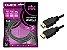 CABO HDMI 5M GOLD PIX - Imagem 1