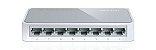SWITCH 8P 10/100 TP-LINK TL-SF1008D - - Imagem 1