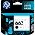 CARTUCHO 662 PRETO 2ML HP - Imagem 1
