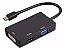 CABO CONVERSOR MINI DISPLAYPORT X VGA/HDMI/DVI - Imagem 1