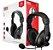 FONE C/ MIC HEADSET VOICER CONFORT P2  C3T PH-60 P - Imagem 1