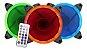 KIT 3 COOLERS RGB AF-K1225 - Imagem 1