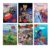 Kit Completo- 6 Livros Bilíngues Disney - frete grátis - Imagem 1