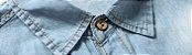 Camisa Jeans Masculina - 2 cores - Imagem 9