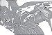 Suporte de Malas Laterais PLR1144 CRF 1000L África Twin Givi - Imagem 2
