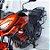 Protetor Motor Carenagem Kawasaki Versys 1000 (2015 em diante) SCAM - Imagem 4