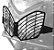 Protetor de Farol Yamaha TENERE 250 em Aço Carbono SCAM - Imagem 2