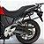 Suporte De Malas Laterais Monokey Honda CB 500X (2018 em diante) - Imagem 1