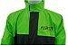 Capa de Chuva Moto FORZA Preto/Verde  - Imagem 1
