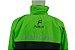 Capa de Chuva Moto FORZA Preto/Verde  - Imagem 4