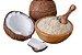 Farinha de Coco sem Casca 200g - Imagem 1