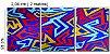 Lindo painel abstrato para expor em sala pintado a mão - Imagem 4