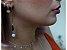 Brinco Difusor Abundância Com Amazonita - Imagem 1
