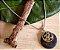 Colar Difusor Amuleto - Pedra Vulcânica - Imagem 2