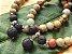 Pulseira de Aromaterapia - Jaspe Aqua Terra - Imagem 3