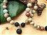 Pulseira de Aromaterapia - Jaspe Aqua Terra - Imagem 4