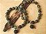 Pulseira de Aromaterapia - Ágata Indiana - Sequência Fibonacci - Imagem 3