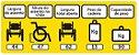 Cadeira De Rodas PL 102 44cm Prolife - Imagem 2