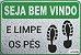 Tapete Limpe os pés - Imagem 3