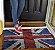 Tapete Bandeira Inglaterra - Imagem 2
