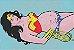 Tapete mulher maravilha grávida - Imagem 1