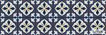 Kit Cozinha  Azulejo Portugues Marrom E Verde - Imagem 3