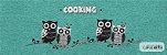 Kit Cozinha  Cooking Coruja - Imagem 2