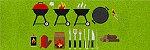 Kit Cozinha Churrasco 2 - Imagem 2