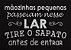 Capacho Mãozinhas - Imagem 2