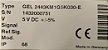 Sensor PLG Spindle - GEL 2443KM1G5030-E - Imagem 3