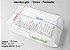 10,000 Unidades de Sacos 1ª Linha - Papel branco - HAMBURGÃO - Impresso em até 2 cores - Imagem 5