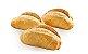 5,000 unidades - Sacos Sanfonados de 10Kg ou 20 Pães - Papel branco - Personalizado em até 2 Cores - Kraft 30  g/m² - Imagem 4