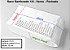 10,000 Unidades de Sacos Sanfonados de papel - 1ª Linha - Papel Branco - 1/4kg 30 g/m² (16x14) - Personalizados em até 2 cores - Imagem 3