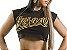 Regata Capuz Cropped Curl GOLD - Imagem 1